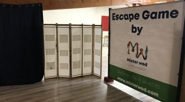 Escape game, une animation en vogue !